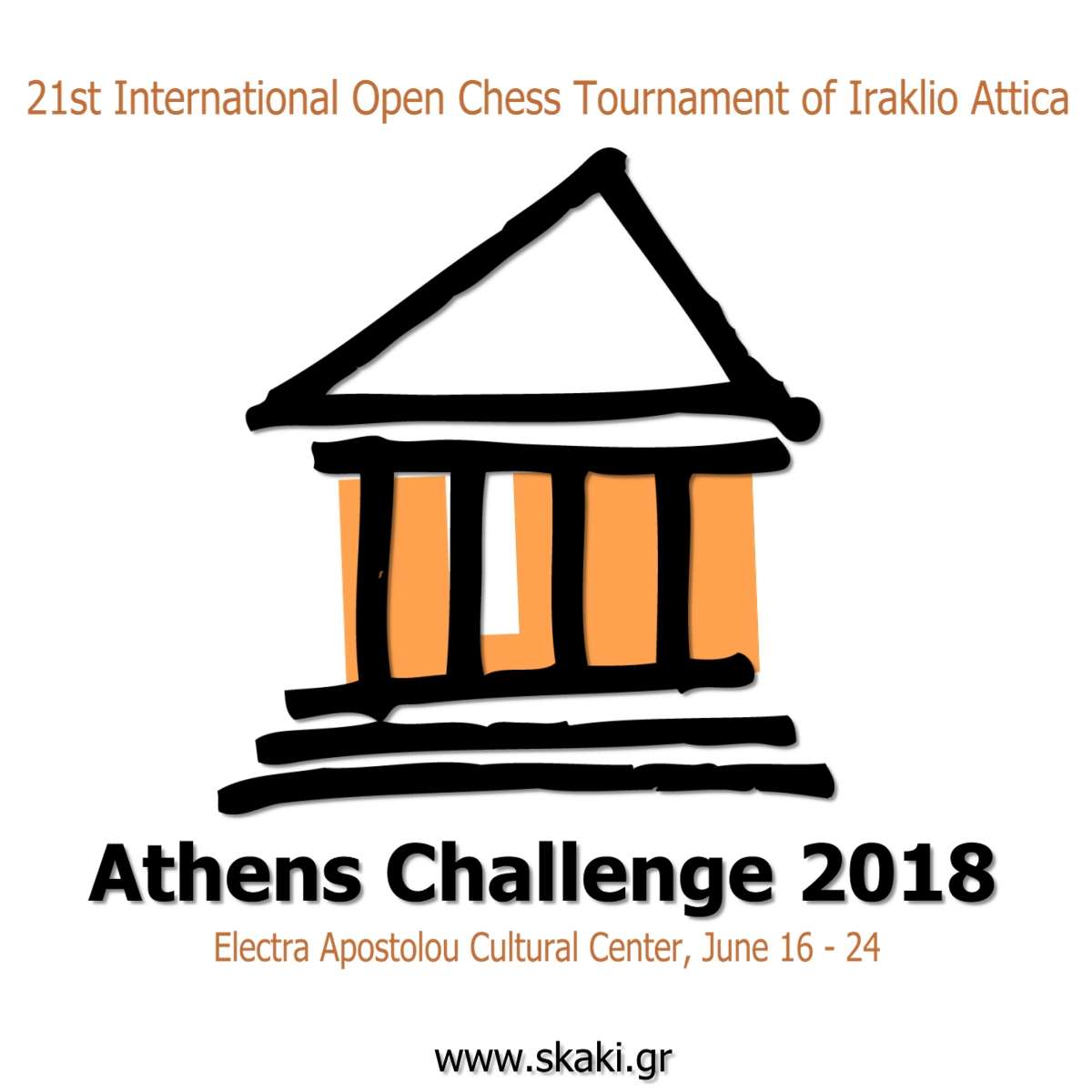 21st INTERNATIONAL CHESS TOURNAMENT